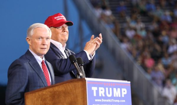 Jeff Sessions and Cannabis