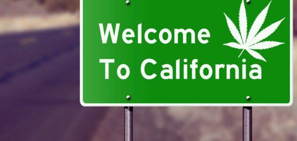 Prop 64 Cannabis California