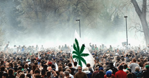 420 Rally Banned in Denver for Three Years
