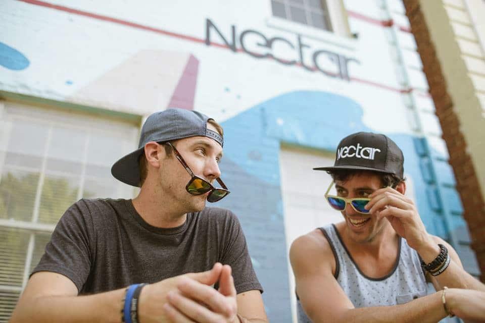 Sean Holmes Nectar Sunglasses