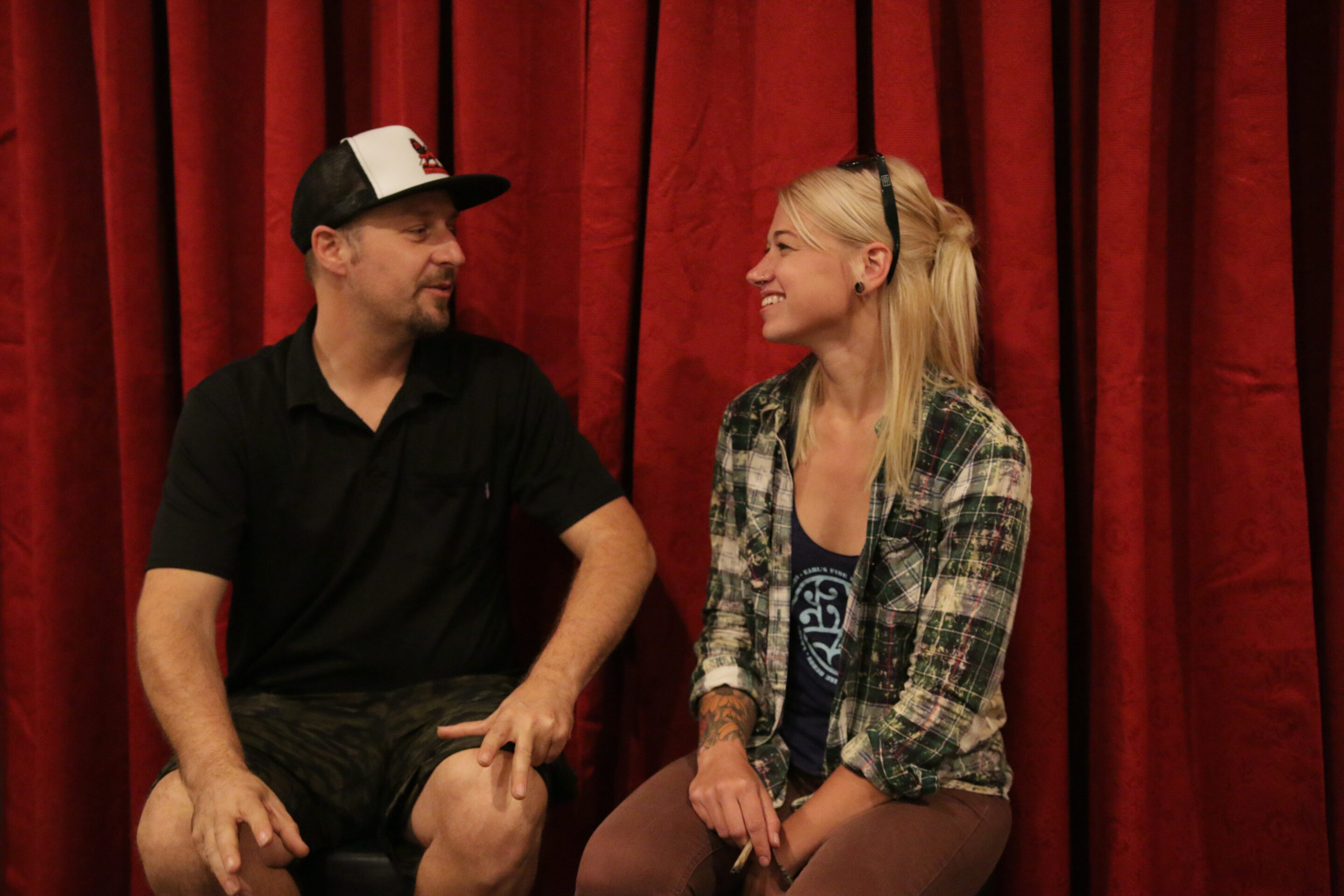 Heather from Earl's leadville stops by to talk with Chip Baker about being a grower, her favorite strains and women in cannabis.