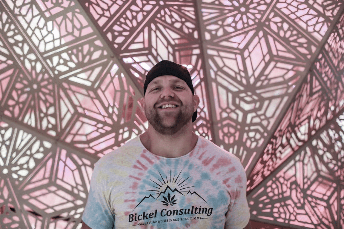 growing cannabis and cannabis consulting with matt bickel