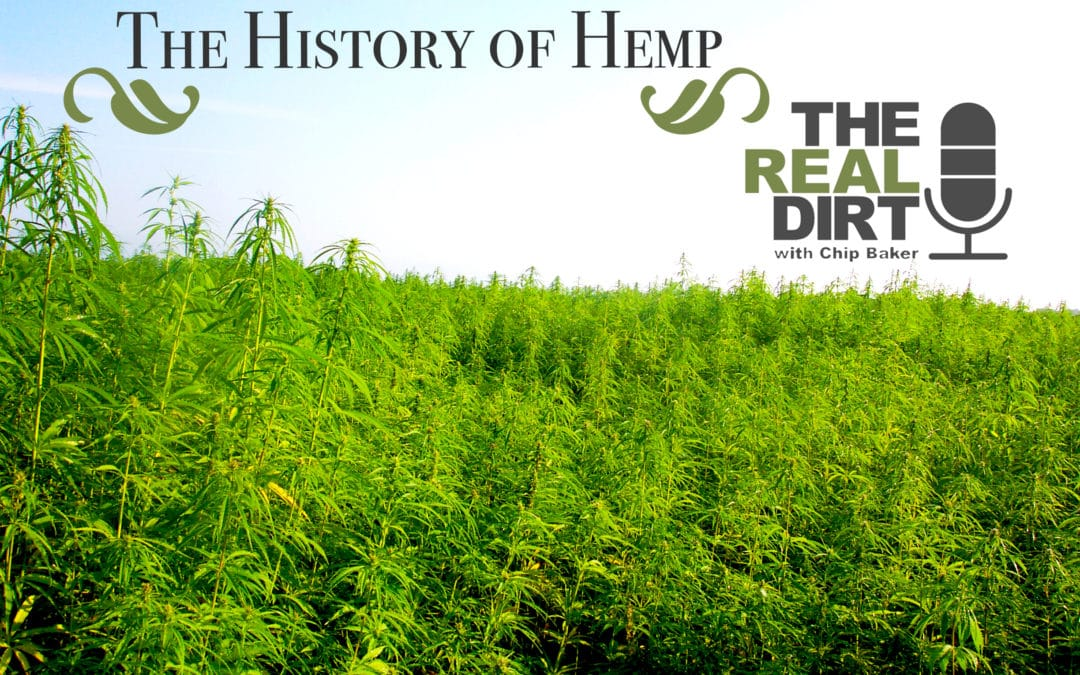 The History of Hemp