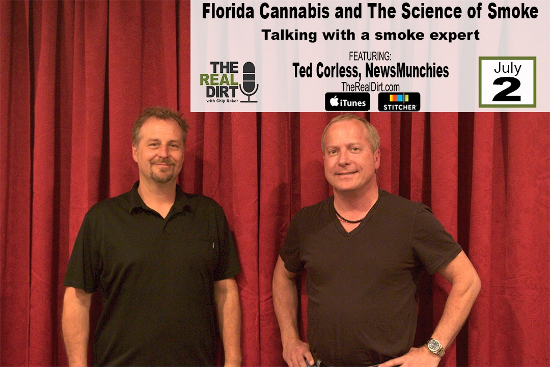getting into the science of smoke with Ted Corless of NewsMunchies