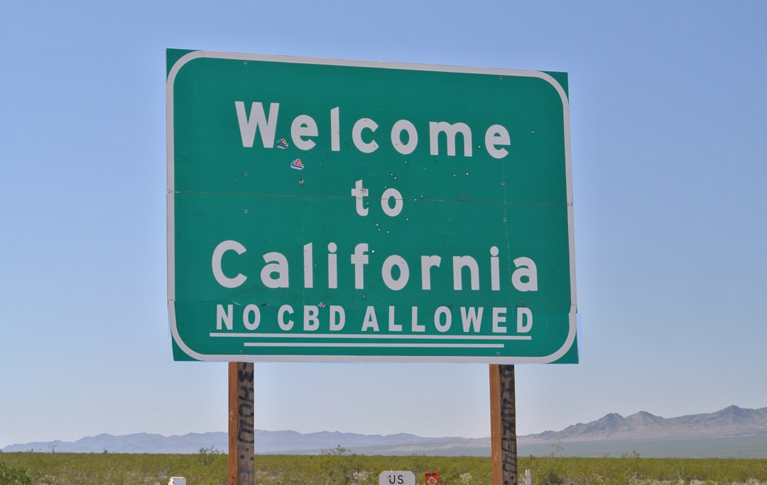 california cbd ban affects food and patients