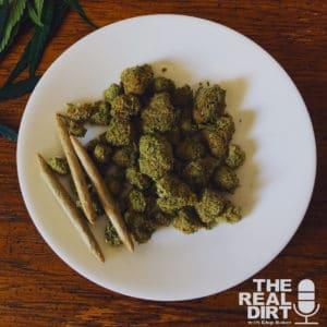 what does weed taste like?