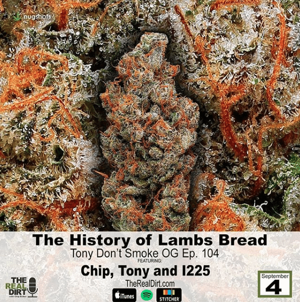 growth management and lambs bread strain history