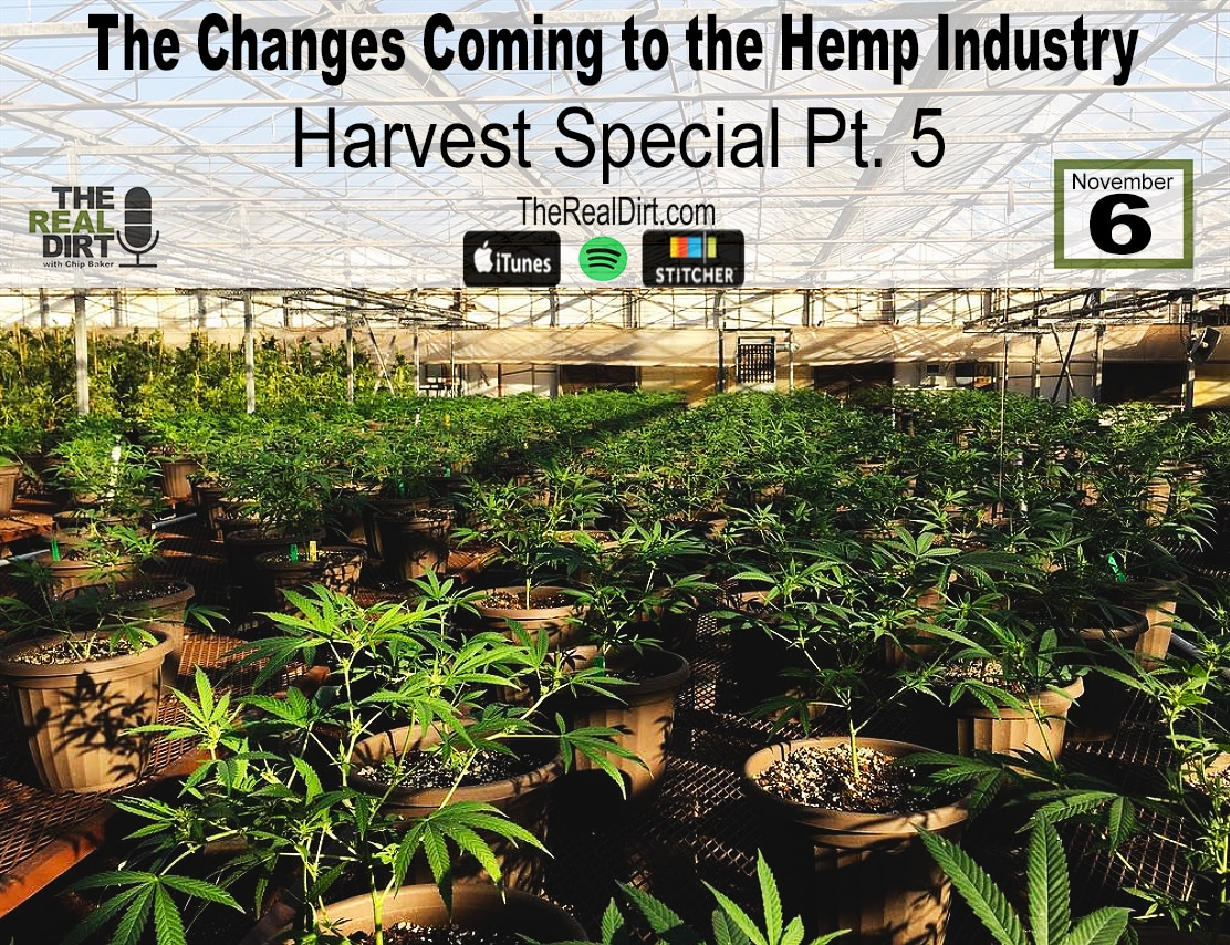 the Colorado hemp industry might be in for a change.