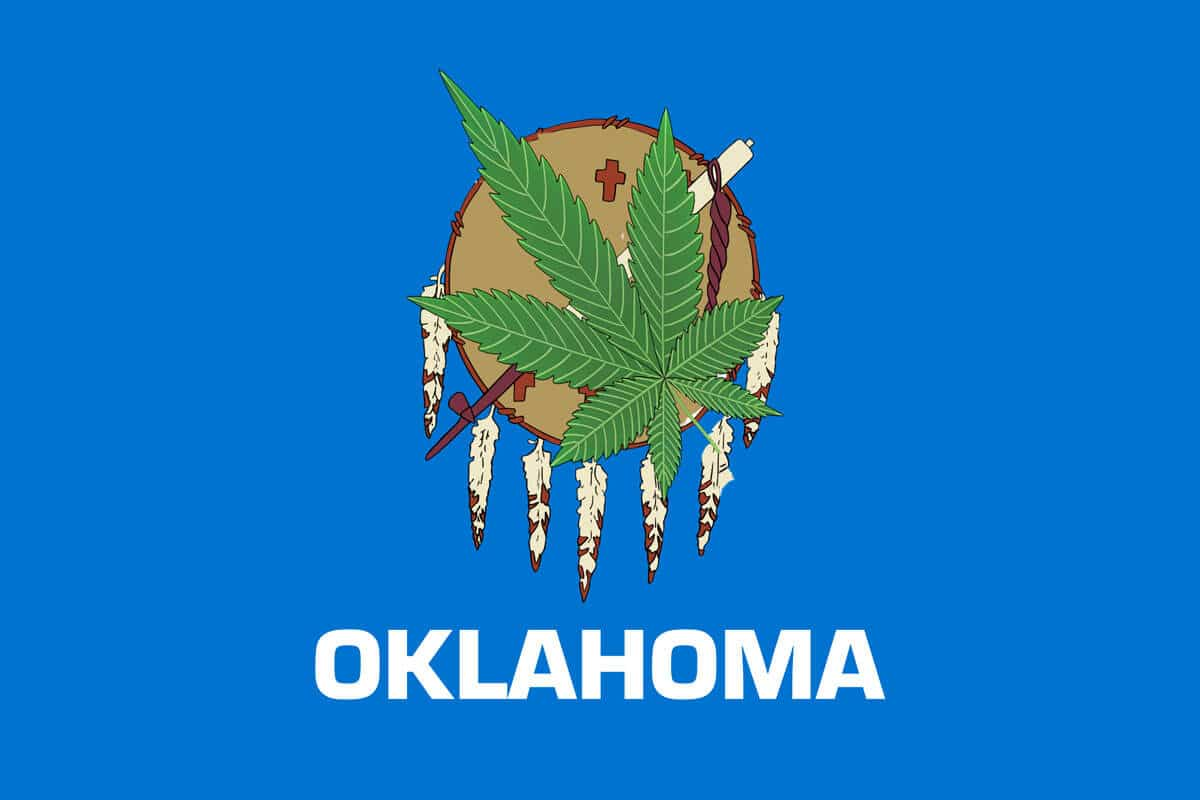 Oklahoma medical marijuana legalization
