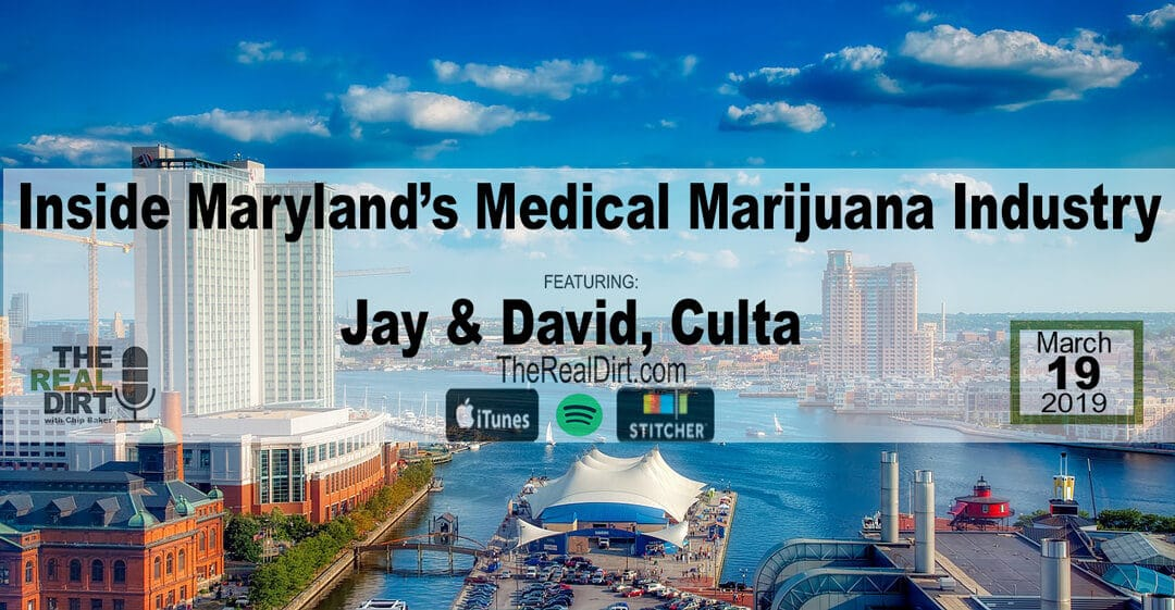 Inside Maryland's Medical Marijuana Industry