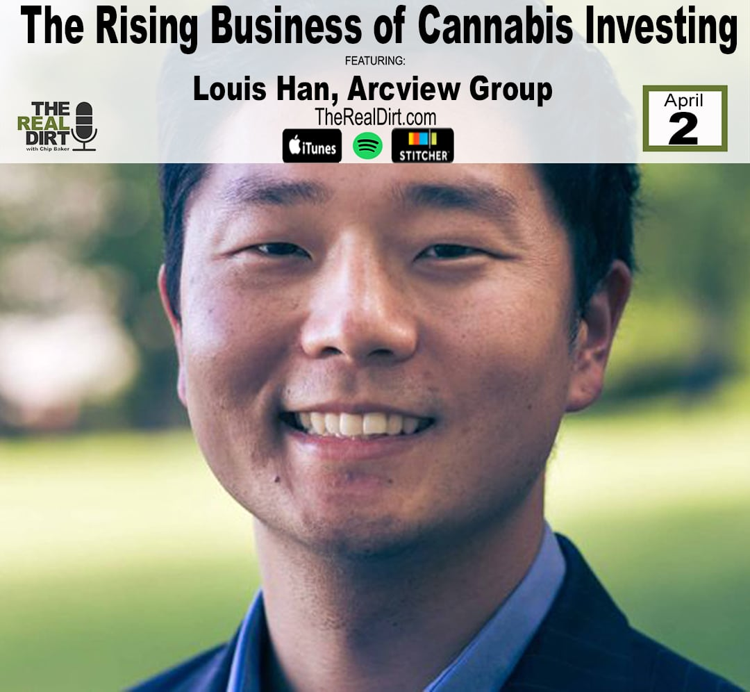 Louis Han talks with Chip Baker about investing in cannabis