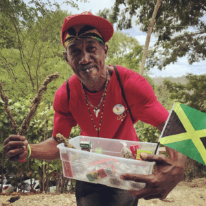 ganja culture in Jamaica