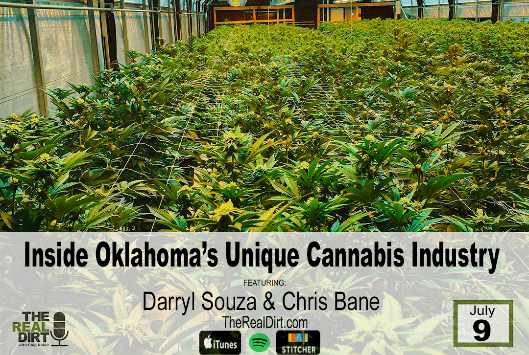 growing cannabis in oklahoma