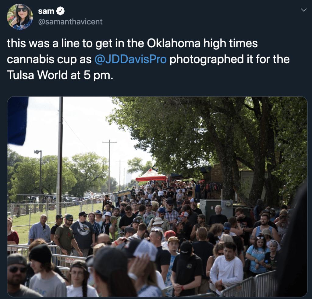 oklahoma cannabis cup 2019