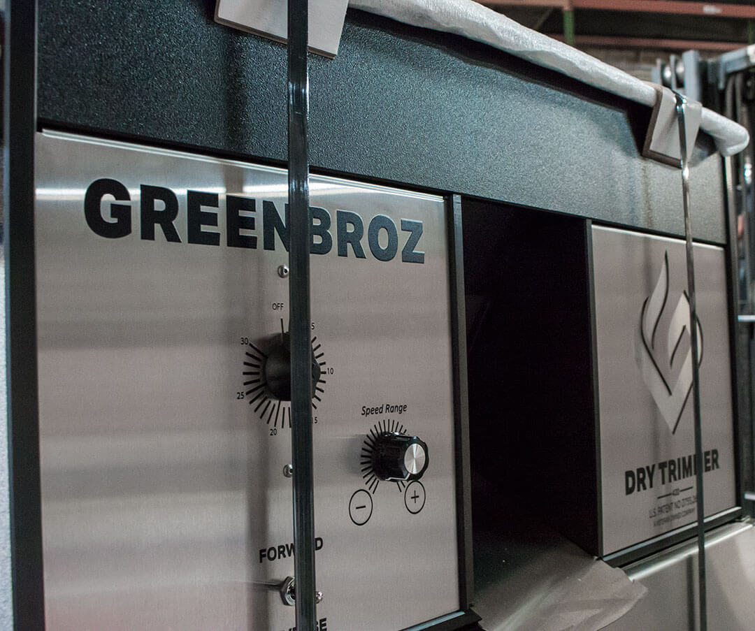 greenbroz cannabis trimmers review