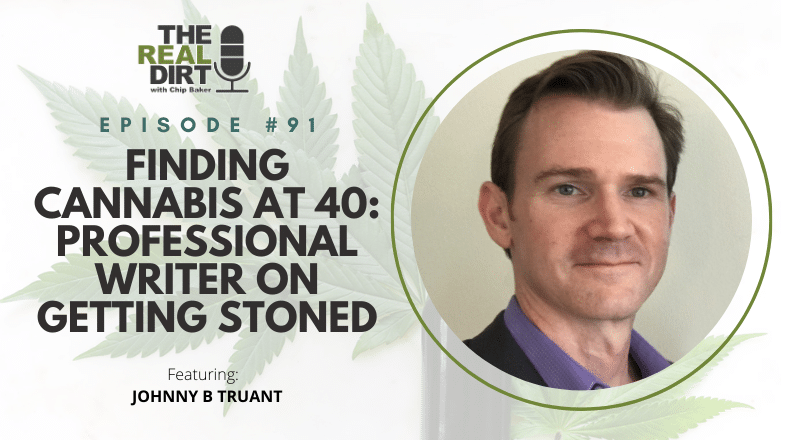 Finding Cannabis at 40: Professional Writer on Getting Stoned