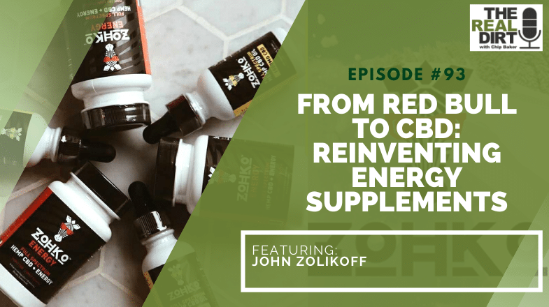 From Red Bull to CBD: Reinventing Energy Supplements
