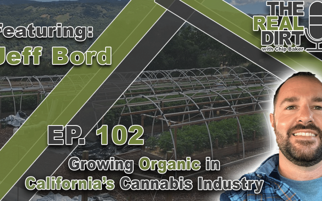 Growing Organic in California's Cannabis Industry