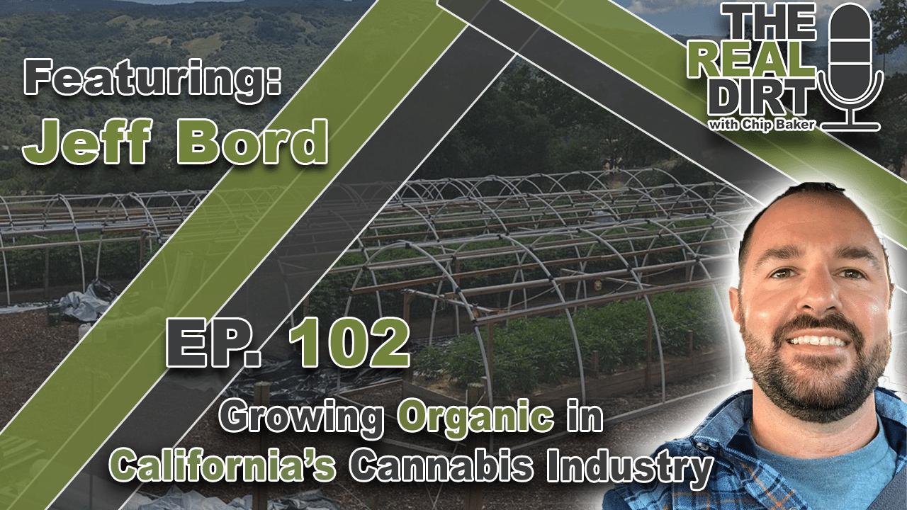 organic cannabis in california