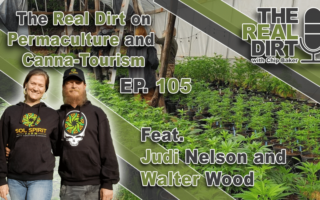 The Real Dirt on Permaculture and Cannabis Tourism