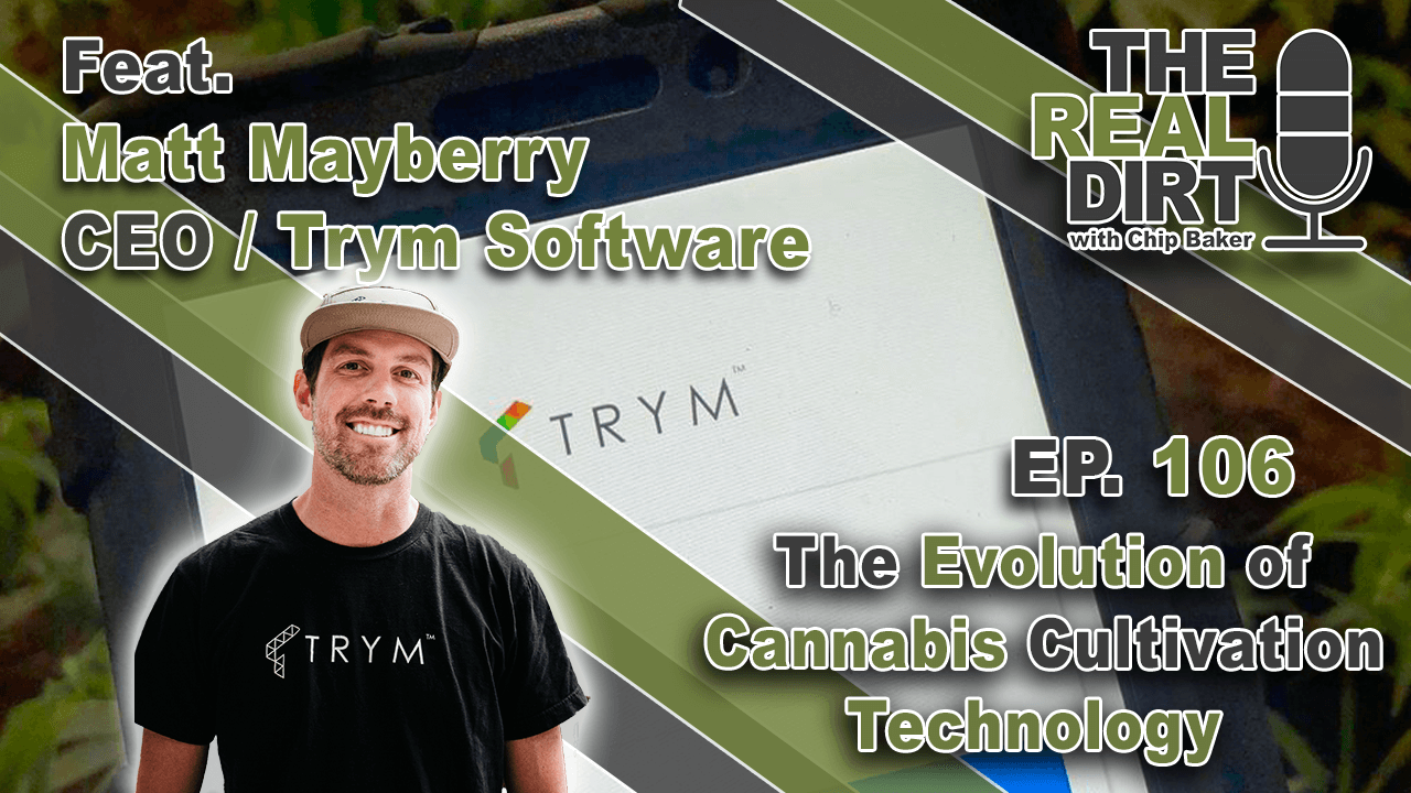 cannabis cultivation technology for monitoring a cannabis grow