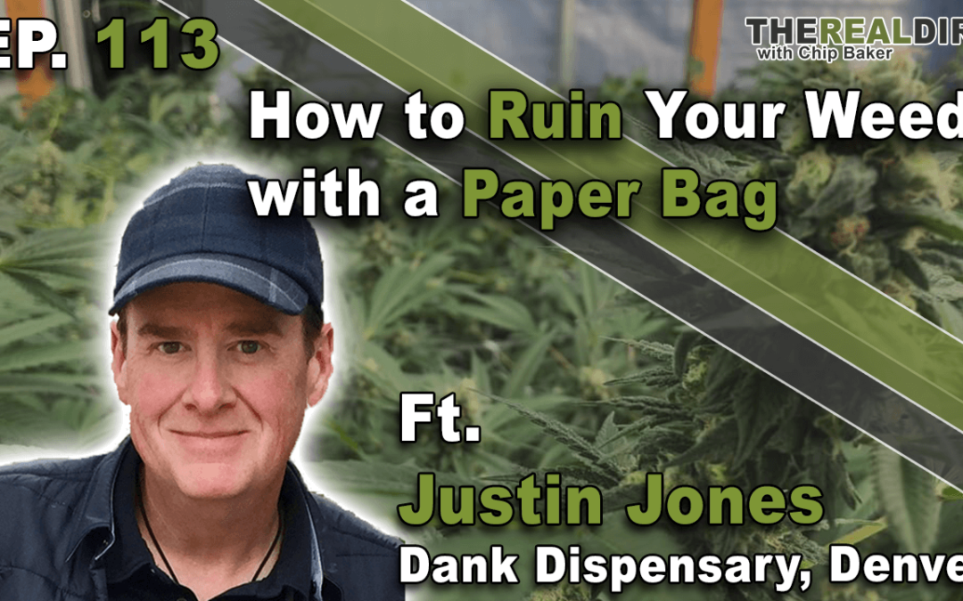 How to Ruin Your Weed with a Paper Bag
