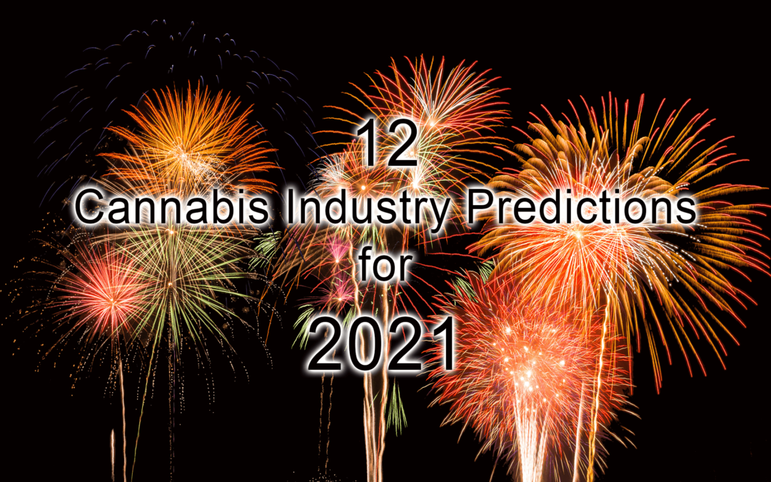 12 Cannabis Industry Predictions for 2021