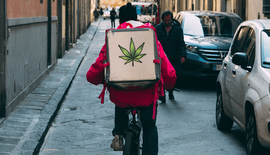 Will 2021 be the year of cannabis delivery?