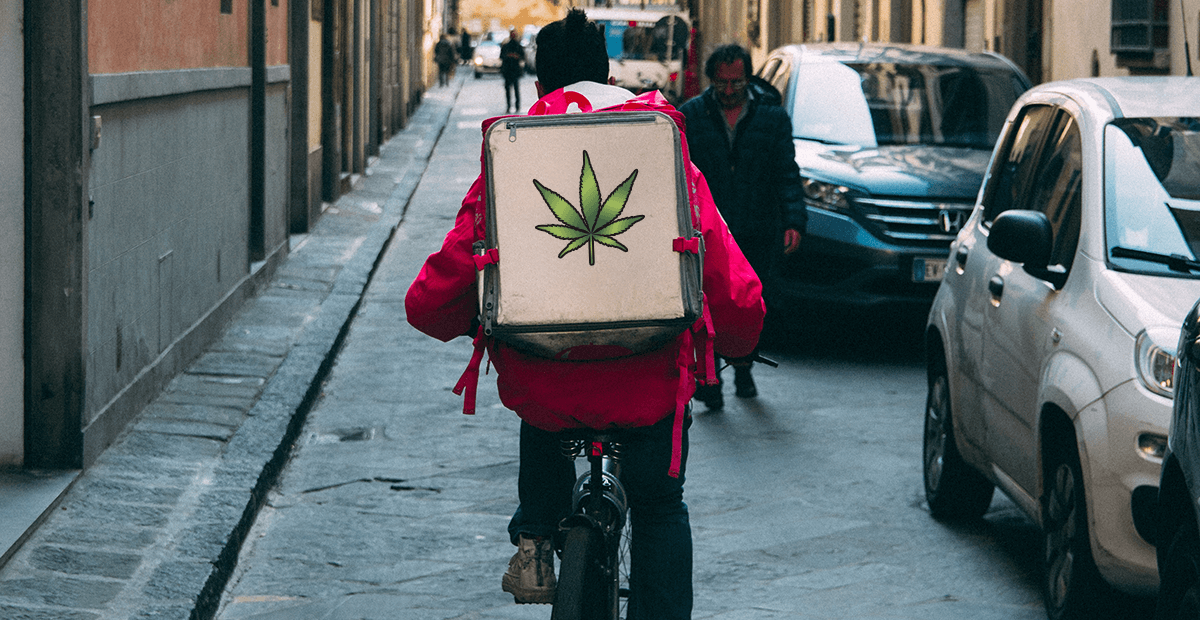 Cannabis delivery could become more available in 2021