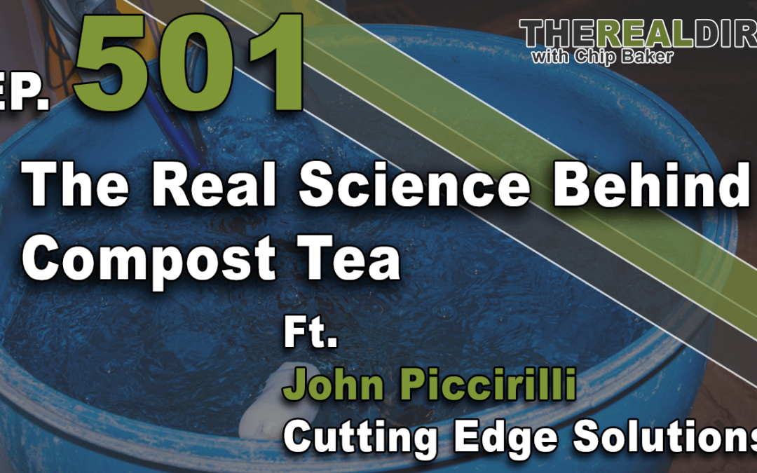 The Real Science Behind Compost Tea