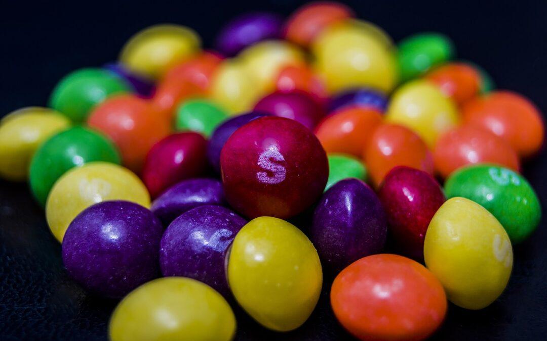 Skittles Manufacturer Sues Cannabis Brands for Trademark Infringement