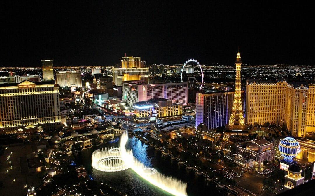 Las Vegas Braces for Cannabis Consumption Lounges