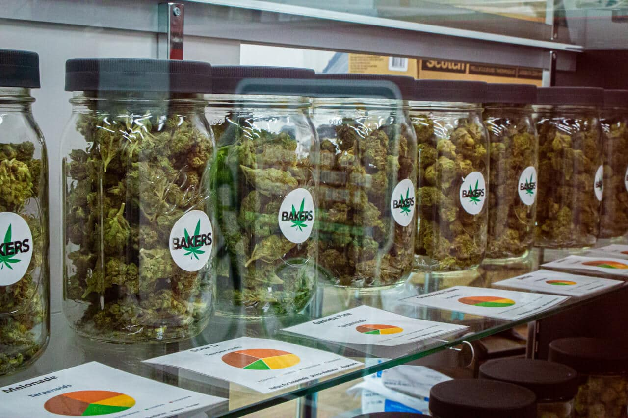 states are imposing cannabis potency restrictions and taxes