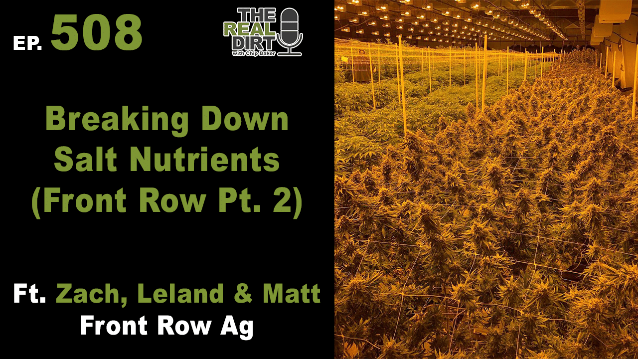 Front Row Ag nutrients review and interview