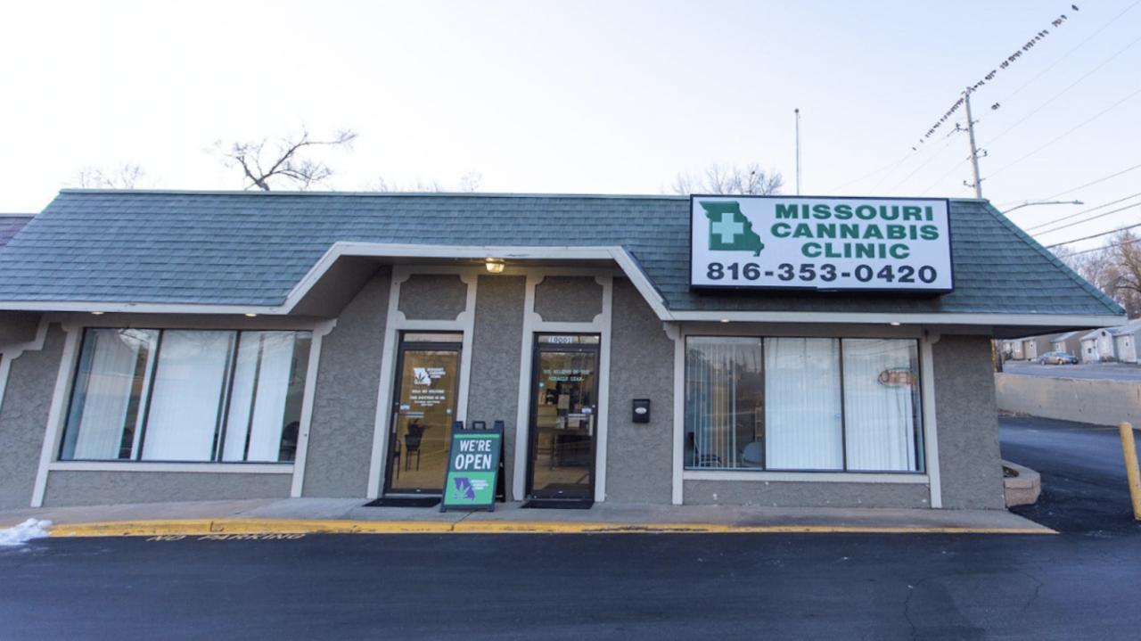 Missouri medical cannabis dispensaries surpass 140