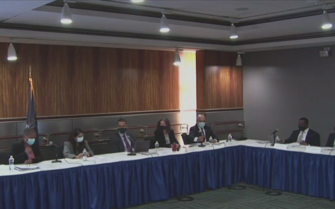 New York cannabis board holds first meeting